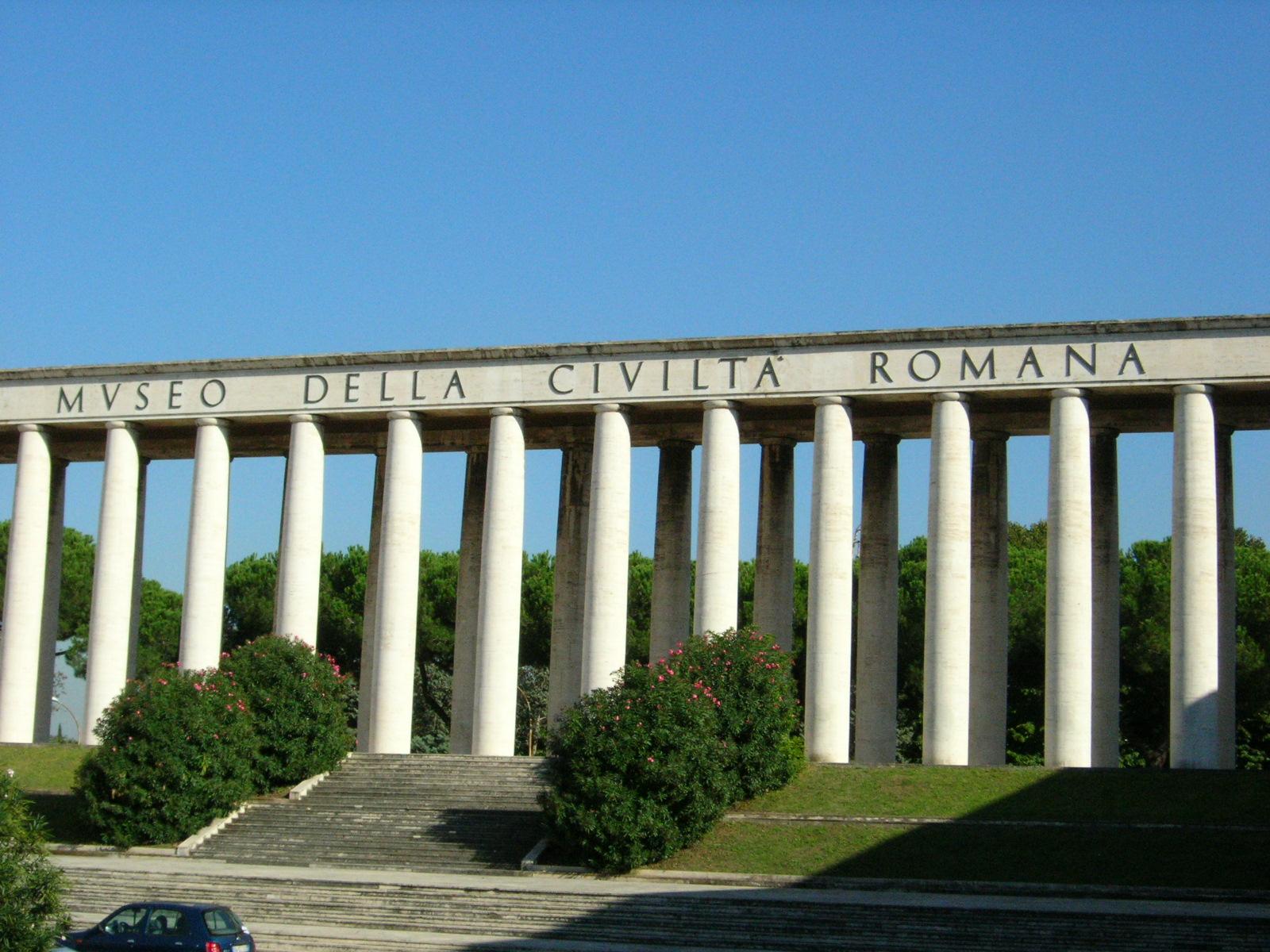 museo della civilt224 romana