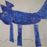 cavallo blu